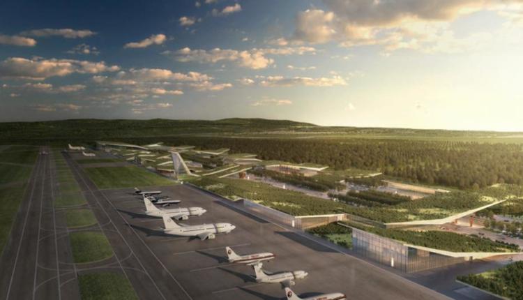 Rama i vendos vulën aeroportit të Vlorës