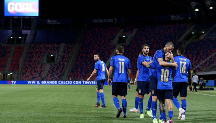 Italia e mposht me rezultat të thellë Republikën Çeke