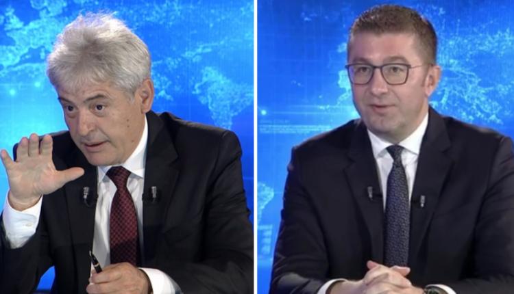 Ahmeti këshillon Mickoskin (VIDEO)