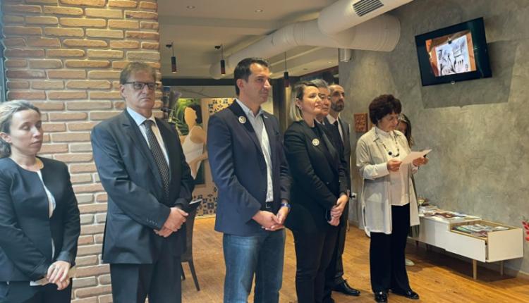 Në Tiranë hapet Qendra Kulturore e Maqedonisë së Veriut