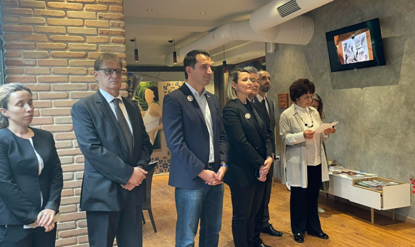 Në Tiranë hapet Qendra Kulturore e Maqedonisë së Veriut – Tetova Sot