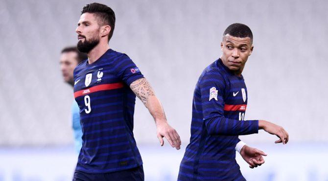 """""""Shkëndijë"""" mes sulmuesve të Francës, reagon trajneri"""