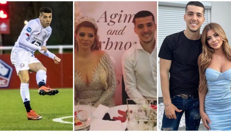 Futbollisti shqiptar i jep fund beqarisë, dalin pamjet nga super festa (FOTO LAJM)