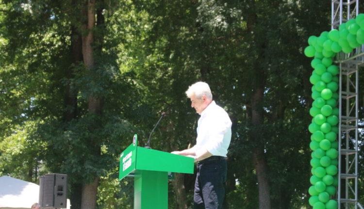 Ali Ahmeti: Agjenda e gjelbër do ta mbaj vulën e BDI-së