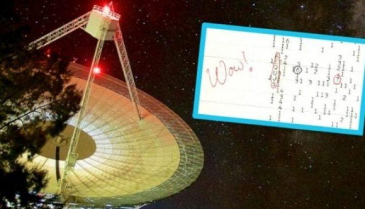 Sekreti që nuk u zbulua kurrë: Në vitin 1977 në Tokë ishte regjistruar një sinjal radio nga hapësira