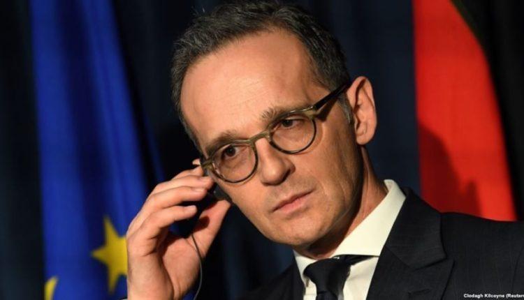 Maas: Duhet të fillojnë tani negociatat me Maqedoninë e Veriut dhe Shqipërinë