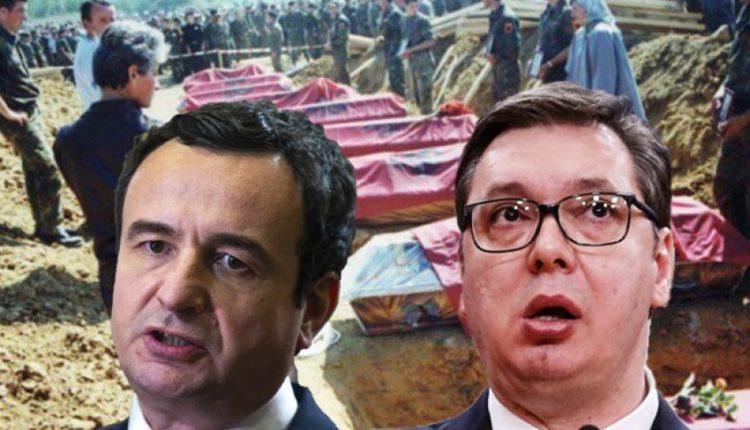 Ministri serb e quan frikacak Kurtin: Ai do ta marrë një grua në dialog