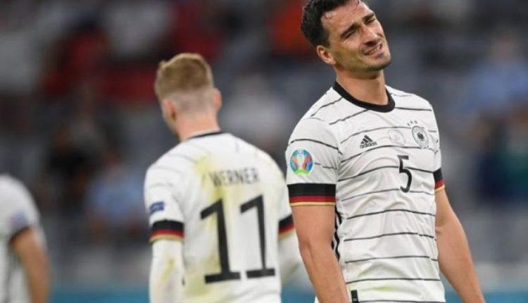 Gjermania regjistron rekordin negativ