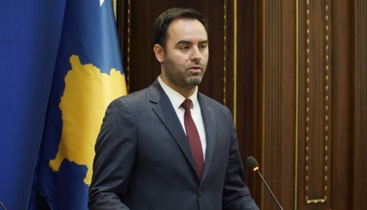 Glauk Konjufca, nesër në vizitë zyrtare në Shqipëri