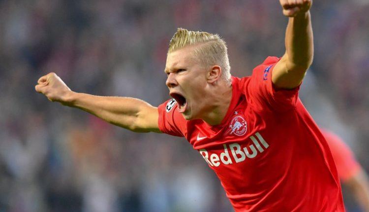 Haaland ia siguron fitoren Norvegjisë me një gol në minutën e 92-të