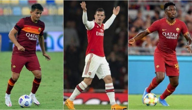 Roma i ofron Arsenalit që të zgjedh mes dy lojtarëve për Granit Xhakën