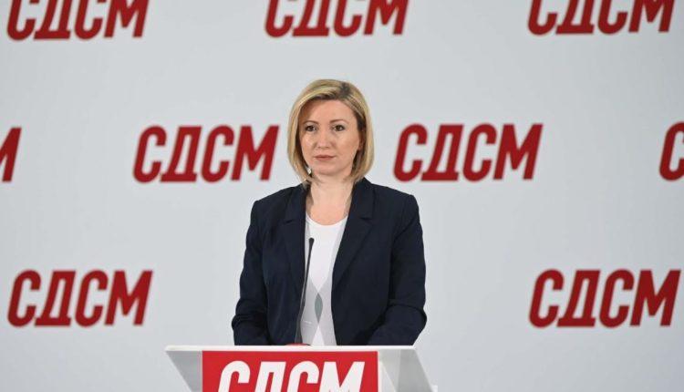 LSDM: Transparenca e përgjegjësia, veçori e qeverisjes