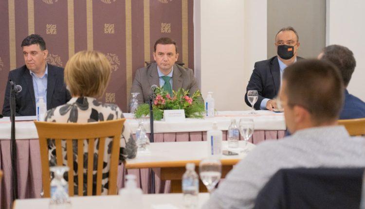 Me vizitën në Gjevgjeli, mbaroi edhe faza e fundit e përgatitjeve të Këshilltarëve ekonomik