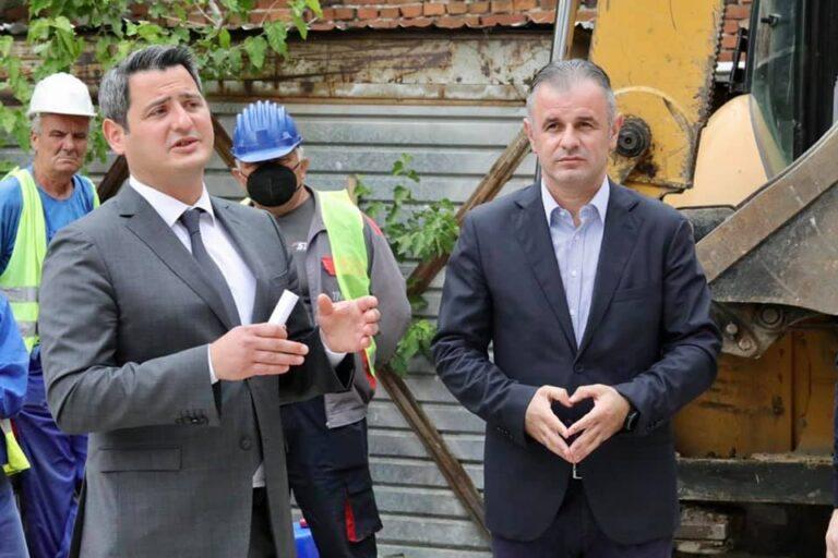 Komuna Çair siguron 1.3 milon euro për lagjen Serovë