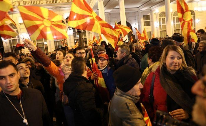 VMRO-DPMNE-ja nesër del në rrugë, proteston në 11 qytete