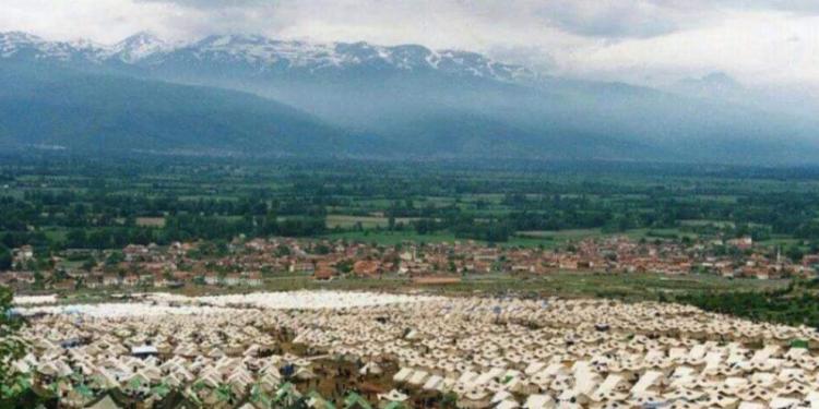 Si e ndërtoi NATO kampin në Çegran për 60 mijë kosovarë për 6 orë?