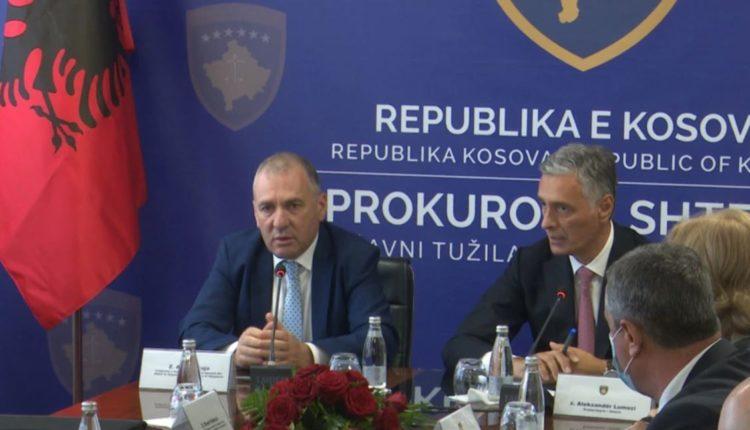Kosova e Shqipëria me marrëveshje bashkëpunimi kundër krimit të organizuar