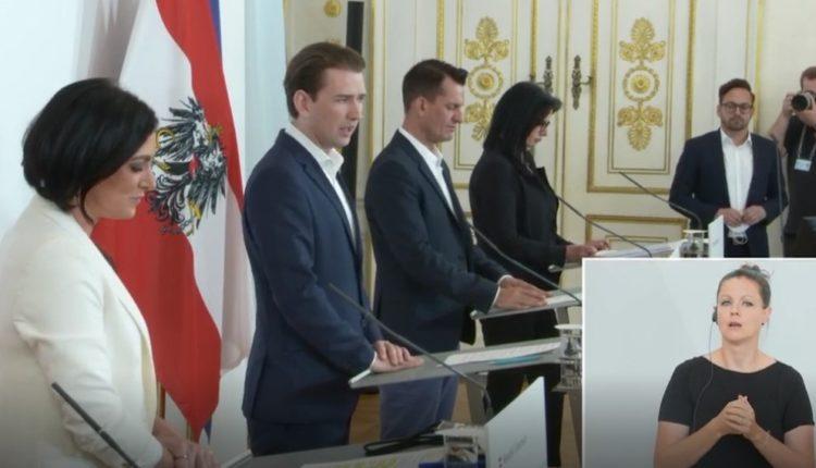 Kancelari Kurz i siguron 6 shteteve ballkanike mbështetje të plotë drejt BE-së