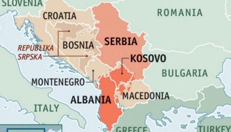 """Agjencia APA: BE-ja konfirmon ekzistimin e """"non-paper"""" për ndryshim kufijsh në Ballkan"""