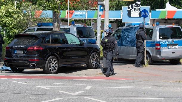 I riu nga Kosova qëllohet për vdekje në qendër të Hanoverit