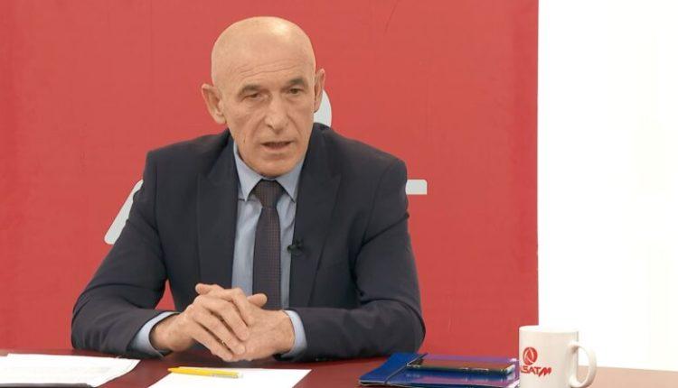 Rashidi i ASH-së e thekson se nuk gjen përkrahje tek partneri i tyre, VMRO