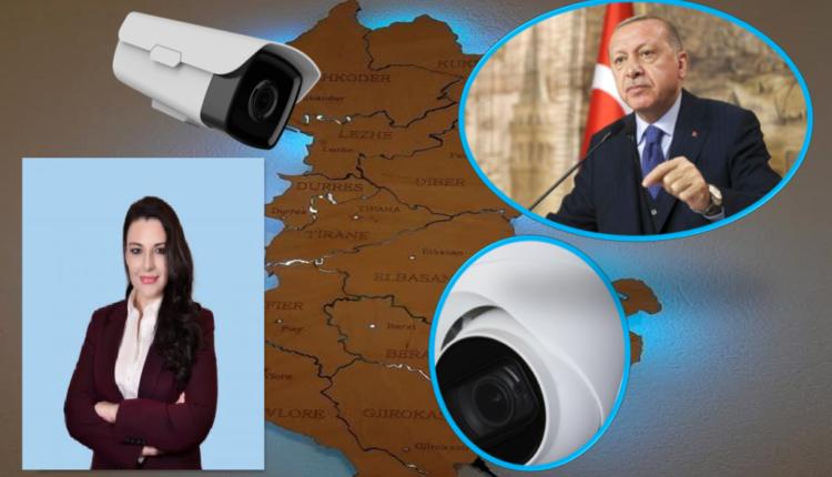 """""""Shqipëria Big-Brother"""" rikthehet plani për të instaluar kamera në çdo zonë publike, ka dhe dronë"""
