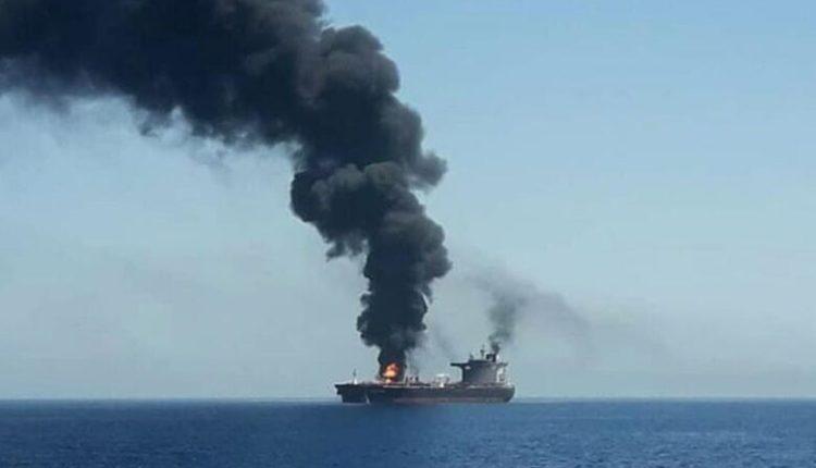 Fundoset anija më e madhe e marinës së Iranit