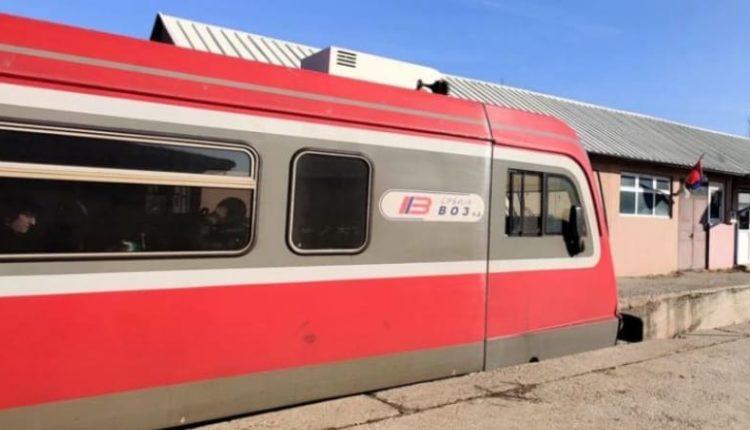 Treni që sfidon sovranitetin e Kosovës
