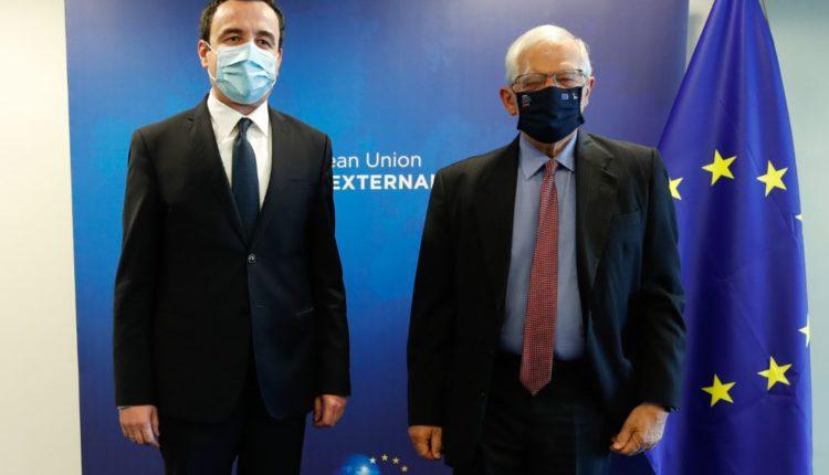 Borrell pas takimeve me Kurtin dhe Vuçiq: Dialogu sjell rezultate të rëndësishme për qytetarët