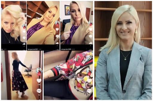 Videot e TikTok, kërkohet shkarkimi i gjyqtares shqiptare