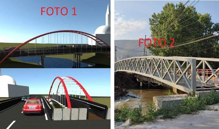 Gjeni dallimin e urës në Strimnicë të realizuar nga Blerim Sejdiu (FOTO1 dhe FOTO2)