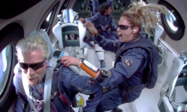 Miliarderi që shkoi në hapësirë ka një mesazh interesant për të gjithë të rinjtë (VIDEO)
