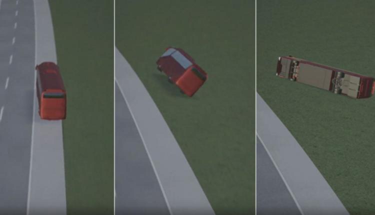 Si ndodhi aksidenti tragjik që mori jetën e 10 kosovarëve – Mediumi kroat publikon videon e rikonstruktuar (VIDEO)