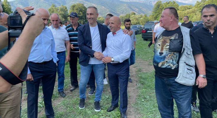 Jaoski: Falënderoj liderin Ali Ahmeti dhe qytetarët për besimin e dhënë