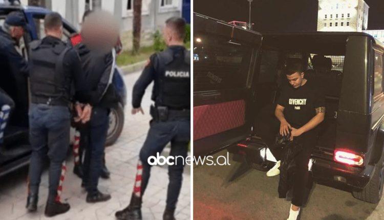Arrestohet djali i Azem Hajdarit, në makinë i gjindet drogë
