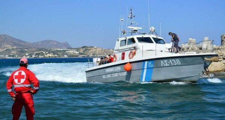 Anija me migrantë fundoset afër ishullit grek