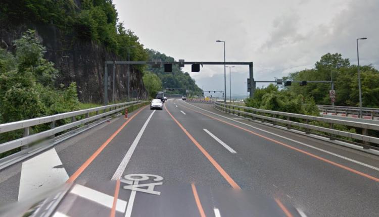 """Vozitësi nga Maqedonia gjobitet me 1500 euro, e """"shkeli"""" shume veturën në Zvicër"""