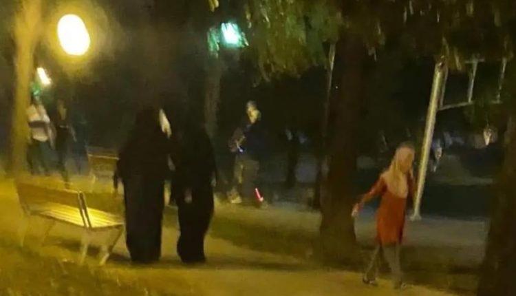 Politikanit maqedonas i pengojnë gratë me mbulesë, Shkupin e quan Kabul i Afganistanit