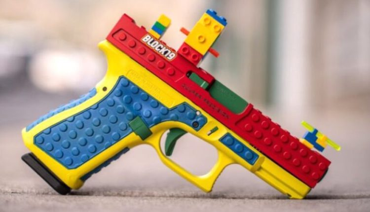 Pistoleta e re Glock që duket si lodër fëmijësh