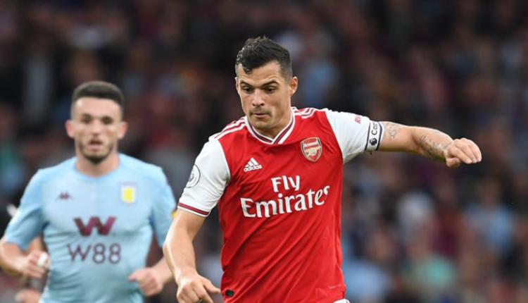 Arsenali i ofron kontratë të re Xhakës