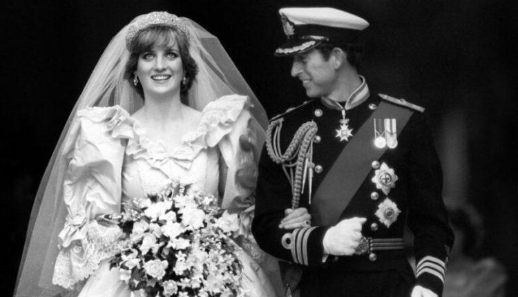 Pas 40 vitesh, del në shitje një copë tortë nga martesa e Princeshës Diana me Princin Charles