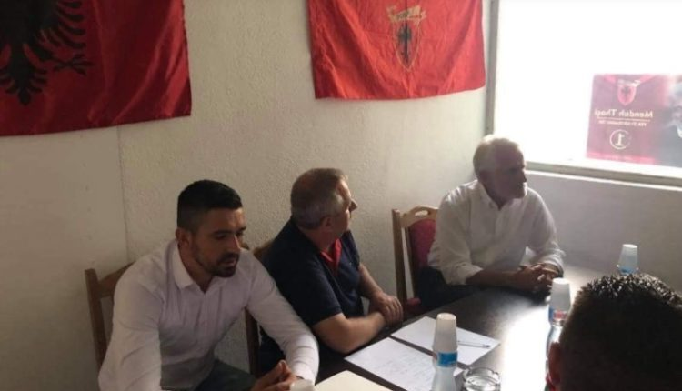 PDSH zyrtarizon kandidatin për kreun e Komunës së Strugës