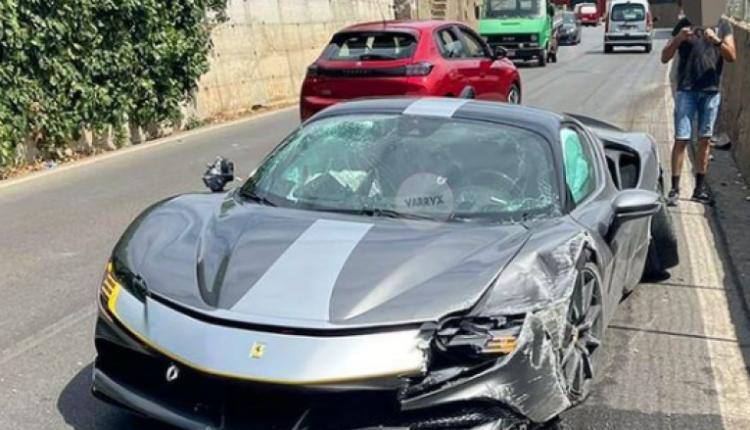 Ferrari SF90 Stradale – aktualisht modeli më i shtrenjtë, dëmtohet në një aksident në Itali