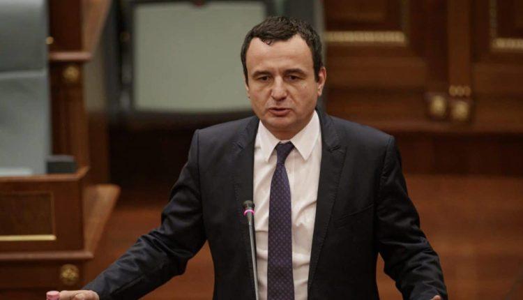 U raportua për shkarkimin e Donika Gërvallës, flet kryeministri Kurti