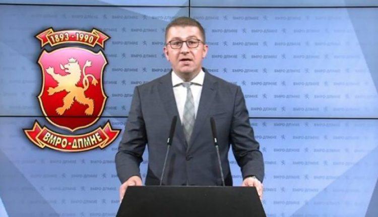 Mickoski: Datën e zgjedhjeve e përcakton Kushtetuta