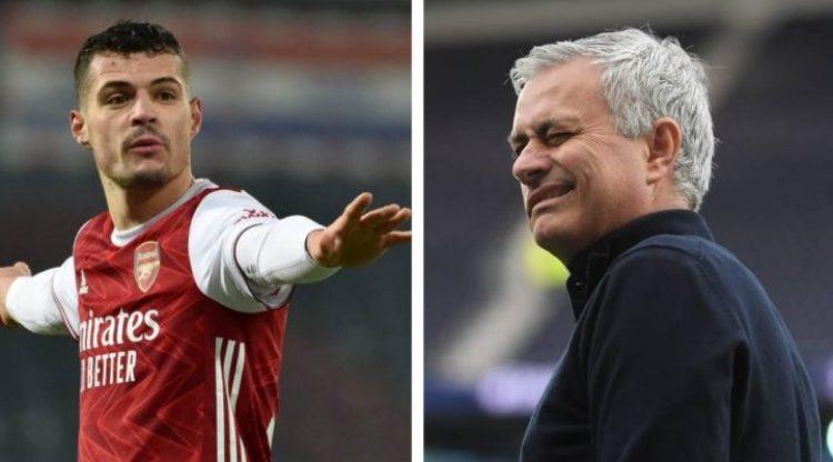Mourinho e do me çdo kusht Xhakën te Roma