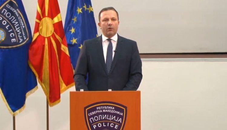 Spasovski: Mbi 15 mijë qytetarë nuk mund t'i marrin letërnjoftimet, për shkak të bllokimit të Ligjit në Kuvend