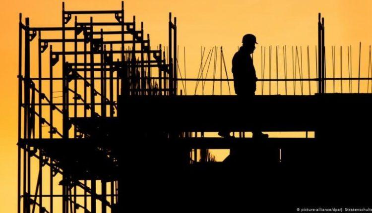 Humb jetën një punëtor në Koçan