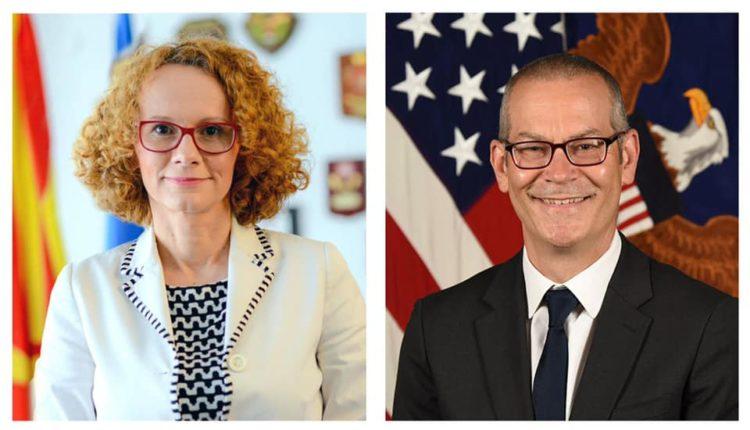 Maqedonia e Veriut dhe SHBA-ja me bashkëpunim mbrojtës ende më intensiv