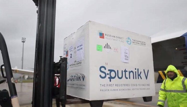 Sputnik, problemi i ri për disa italianë